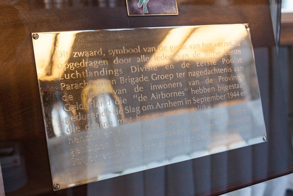 Erezwaard Provinciehuis Arnhem