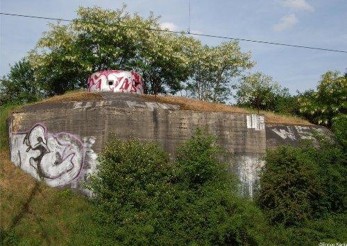 Westwall - Regelbau 112 Bunker Roden
