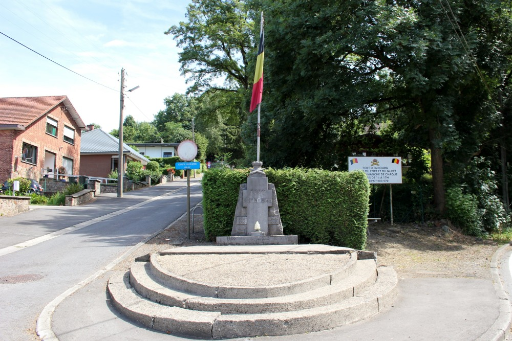 Monument Fort d'Embourg