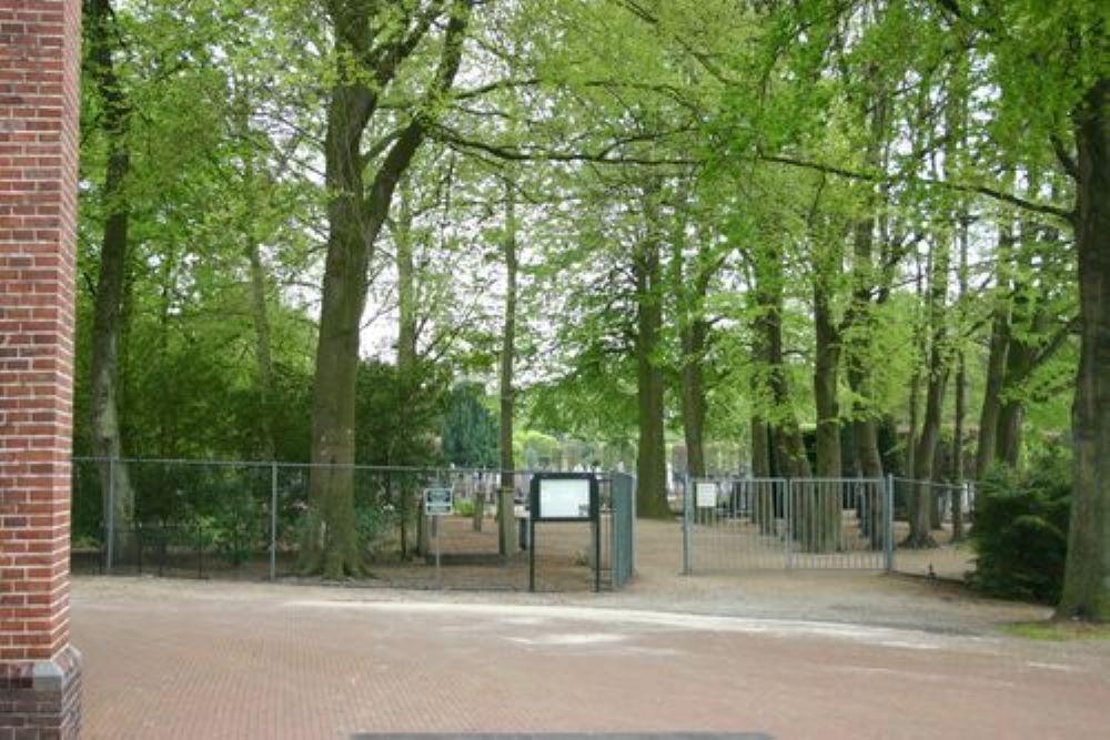 Dutch War Graves General Cemetery