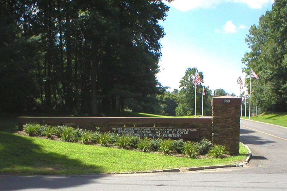 Brigadier General William C. Doyle Veterans Memorial Cemetery
