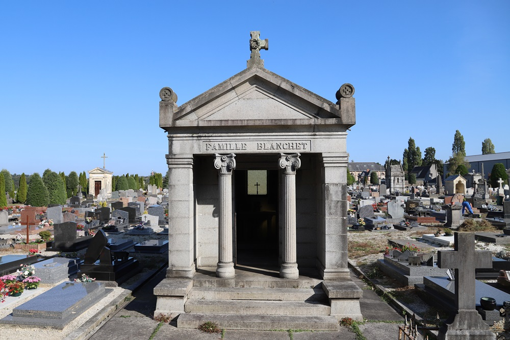 Blanchet mausoleum