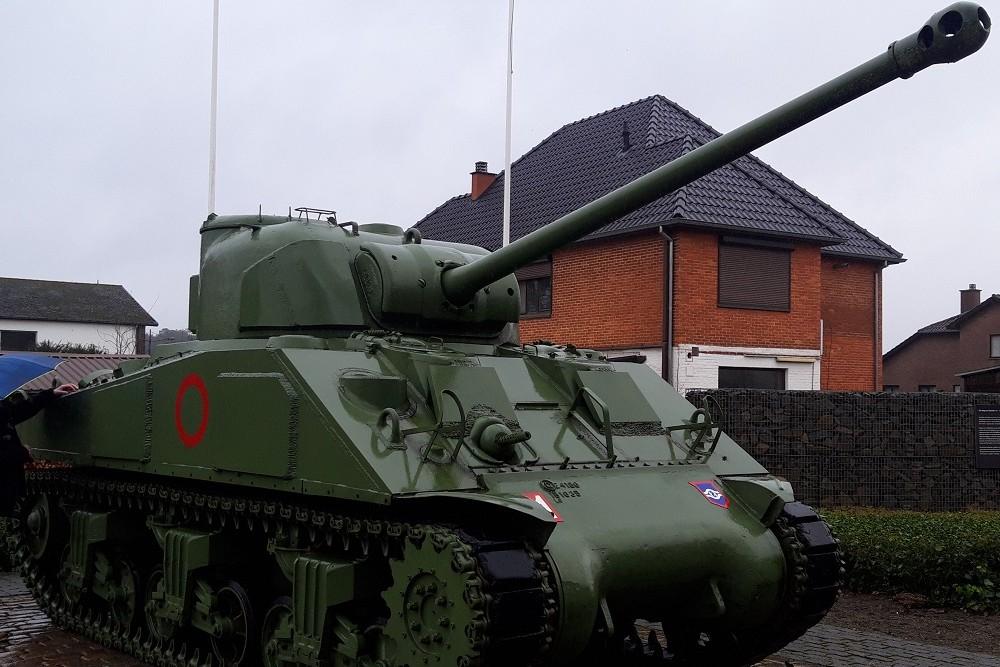 Memoriaal De Slag Om Hechtel
