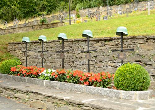 Duitse Oorlogsgraven Waldbach