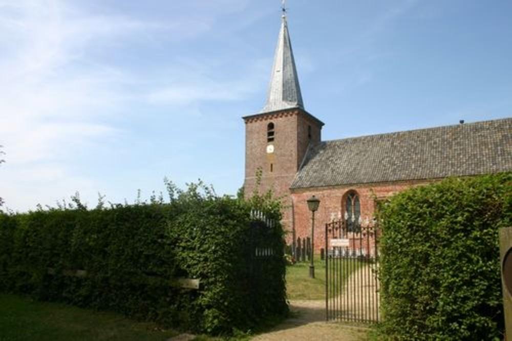 Nederlandse Oorlogsgraven N.H. Begraafplaats