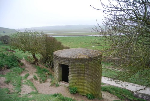 Pillbox FW3/25 Seven Sisters Country Park