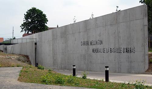 Carrière Wellington Museum
