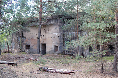 Former German Military Training Grounds Koberbrunn