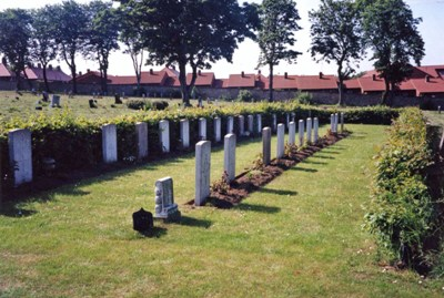 Commonwealth War Graves Ryhope Road Cemetery