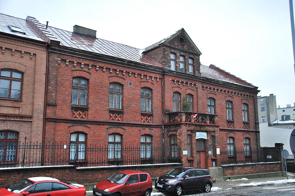 Litzmannstadt Getto - Rotes Haus