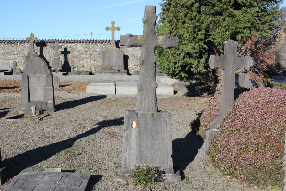 Belgian War Graves Quenast