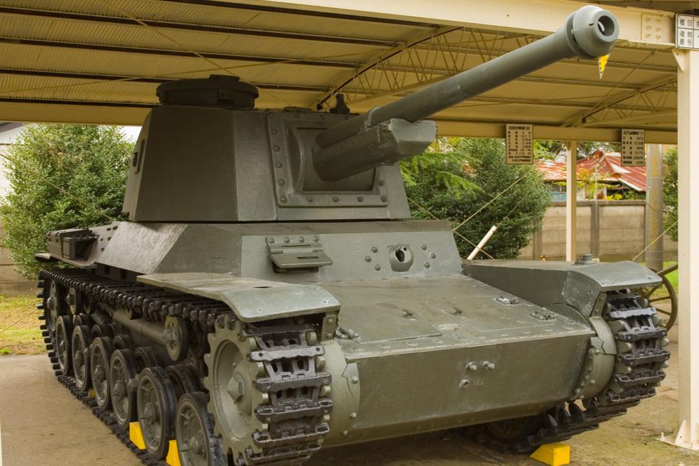 Tsuchira Tank Museum