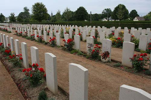 Duitse Oorlogsgraven Bayeux