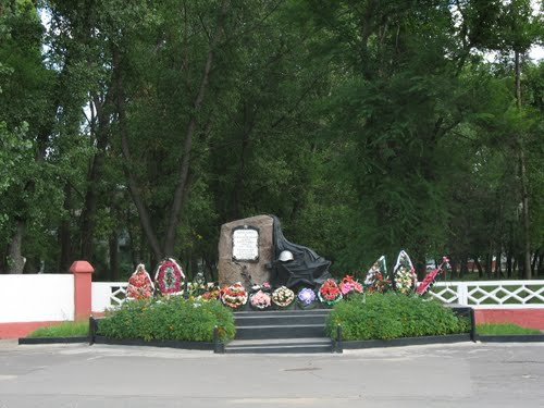 Monument Verdedigers Voronezh