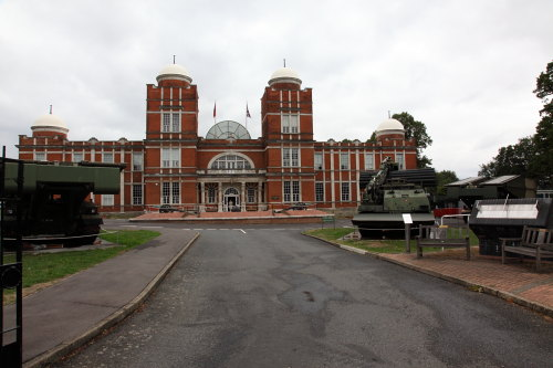 Royal Engineers Museum and Library