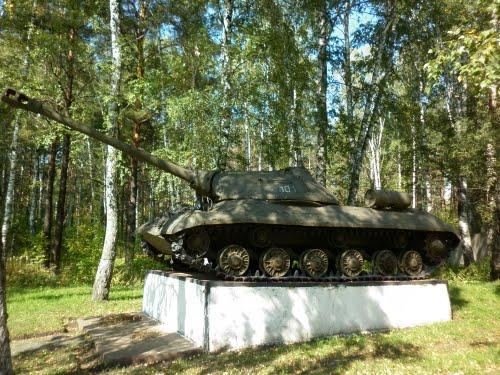 IS-3 Zware Tank Baryshevo