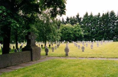 German War Cemetery Oslo-Alfaset