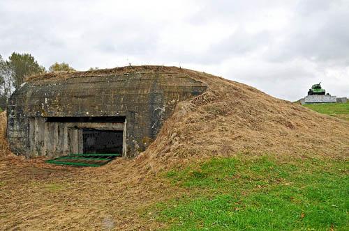Maloyaroslavets Fortified Region - Casemate Borodino (A)