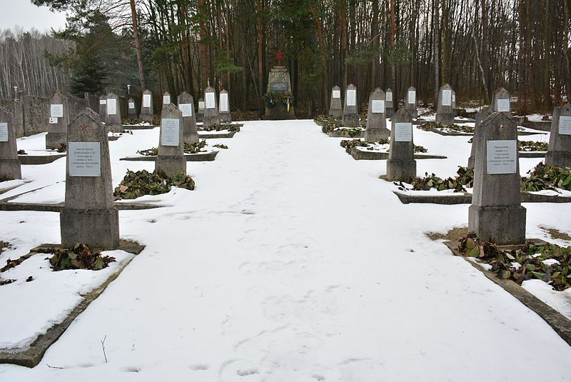 Sovjet Oorlogsbegraafplaats Berndorf