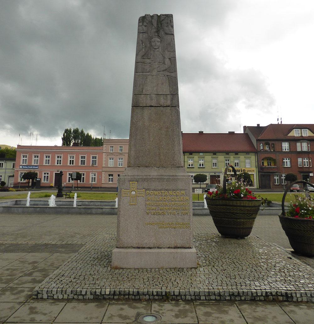 Wielkopolska Uprising Memorial Nowy Tomysl