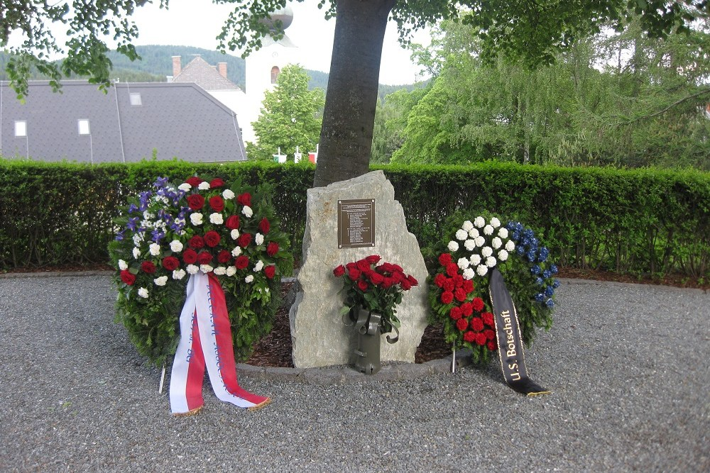 Monument Crashes Sankt Jakob im Walde