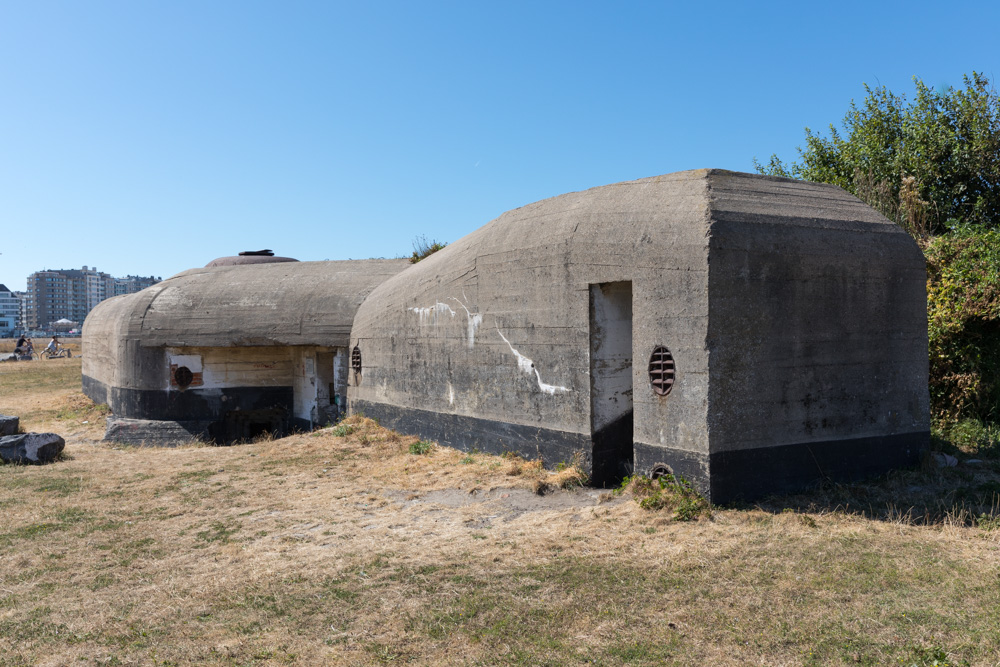 German Mortar Bunker