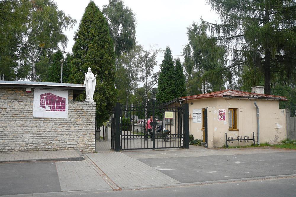 Katholieke Gemeentelijke Begraaflaats Olkusz