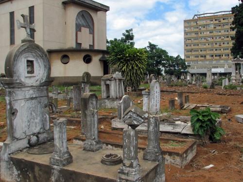 Oorlogsgraven van het Gemenebest Maputo
