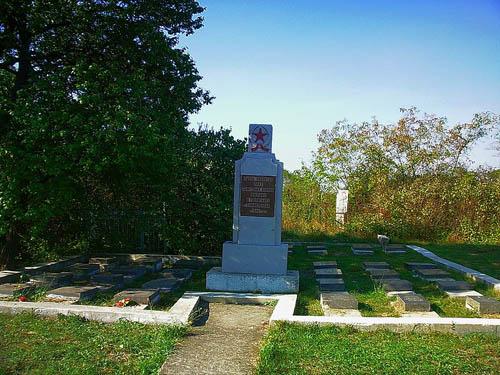 Soviet War Graves 2nd Civil Cemetery