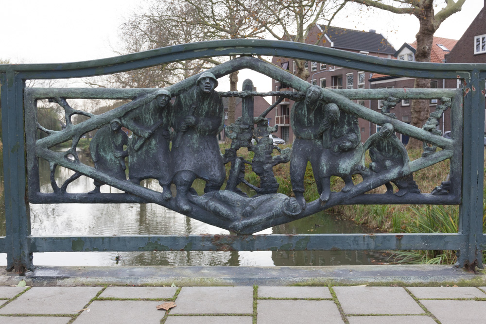 Memorials Liberation and Recovery Zutphen