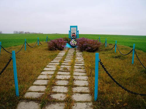 Memorial Tank Battle at Prokhorovka