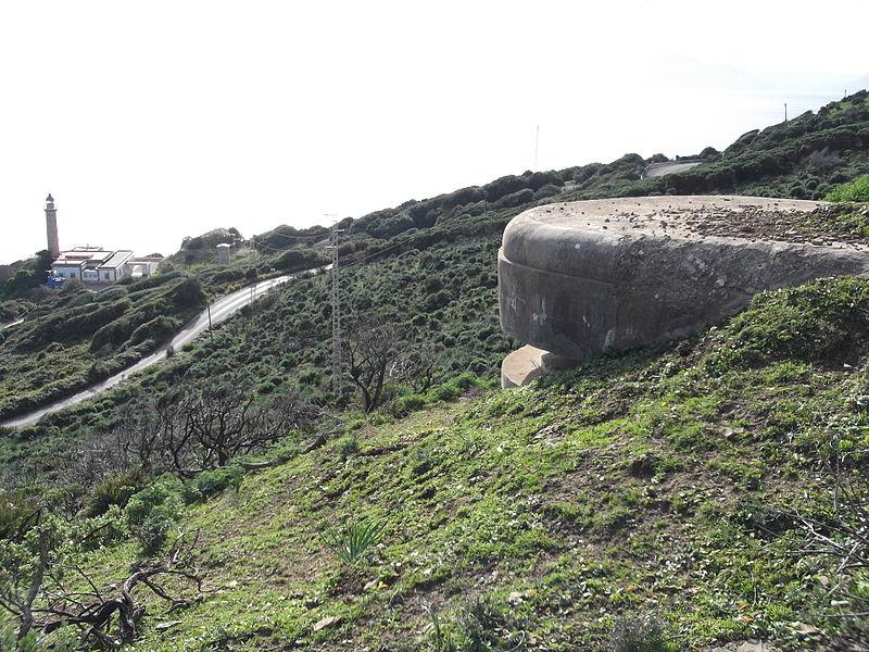 Bunker Punta Carnero