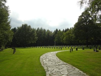 Duitse Oorlogsbegraafplaats Hürtgen