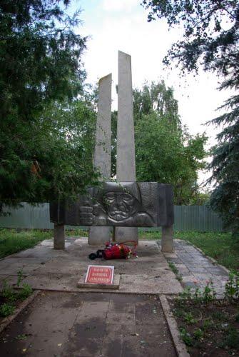 Oorlogsmonument Barabanovka