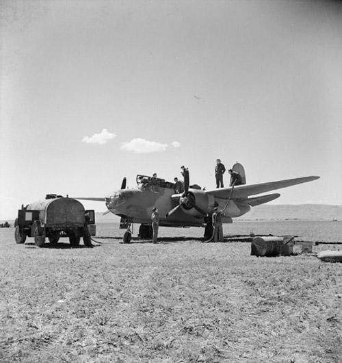 Canrobert Airfield