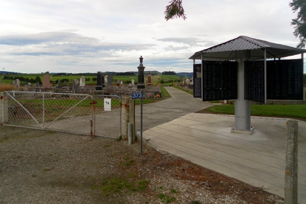 Oorlogsgraven van het Gemenebest Wyndham Cemetery