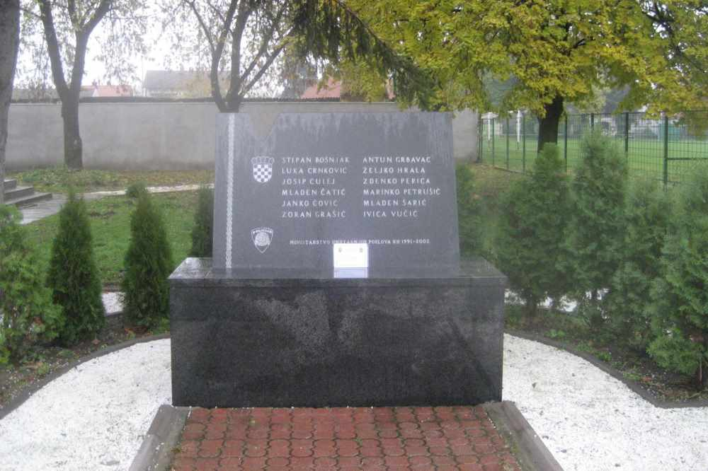 Memorial Borovo Selo Massacre