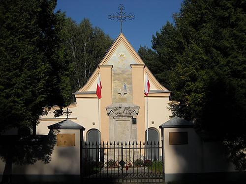 Pools-Russische Oorlogsbegraafplaats Ossow