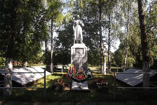 Mass Grave Sovjet Soldiers Kapitanivka