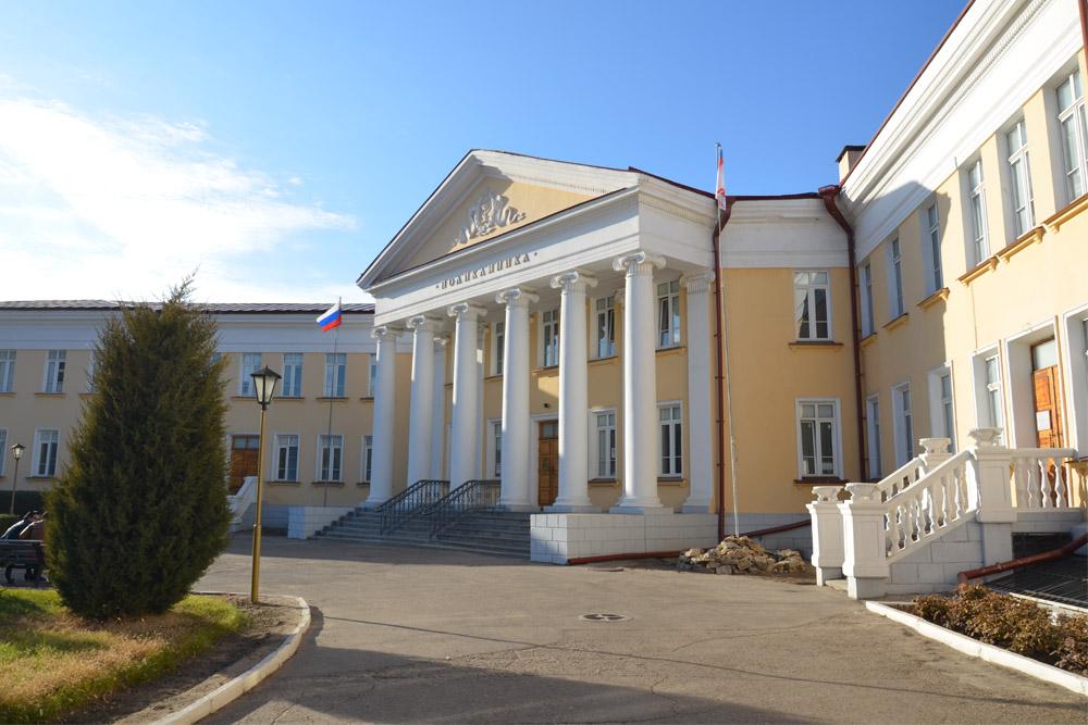 Main Railway Hospital