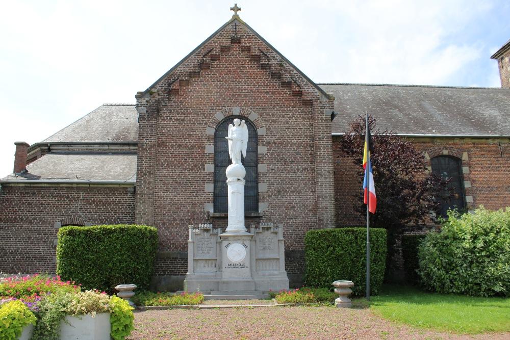War Memorial Callenelle