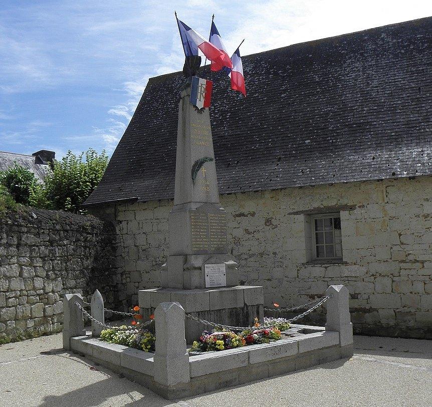 War Memorial Distré