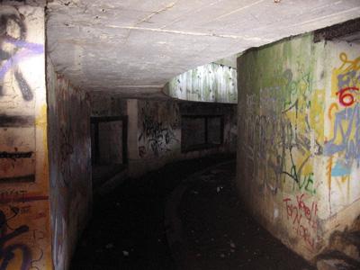 Stützpunkt 166 SK 380mm Geschütz (Batterij Todt - Turm IV)