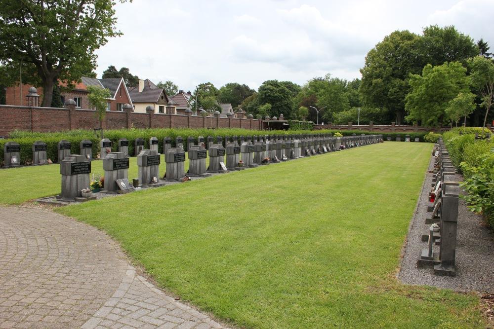 Veteran Cemetery Genk
