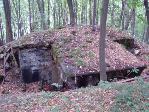 Árpád Line - Bunker