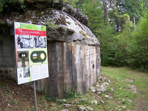 Alpenmuur - Fort Primož