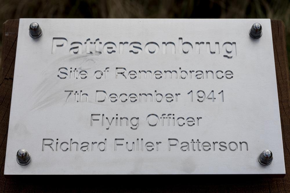 Plaques F/O Patterson
