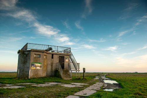 German Bunker Noarderleech