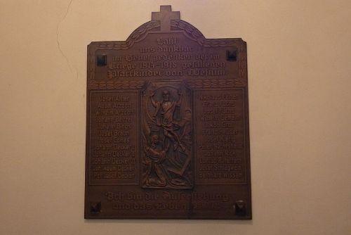 War Memorial Westum
