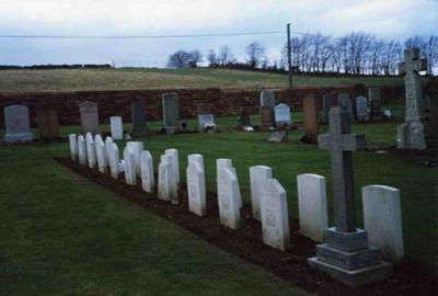 Commonwealth War Graves Saint Andrew's Roman Catholic Cemetery